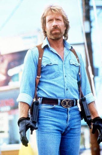 Happy Birthday To A Legend Wishing a Happy Birthday to Chuck Norris, born March 10th 1940.