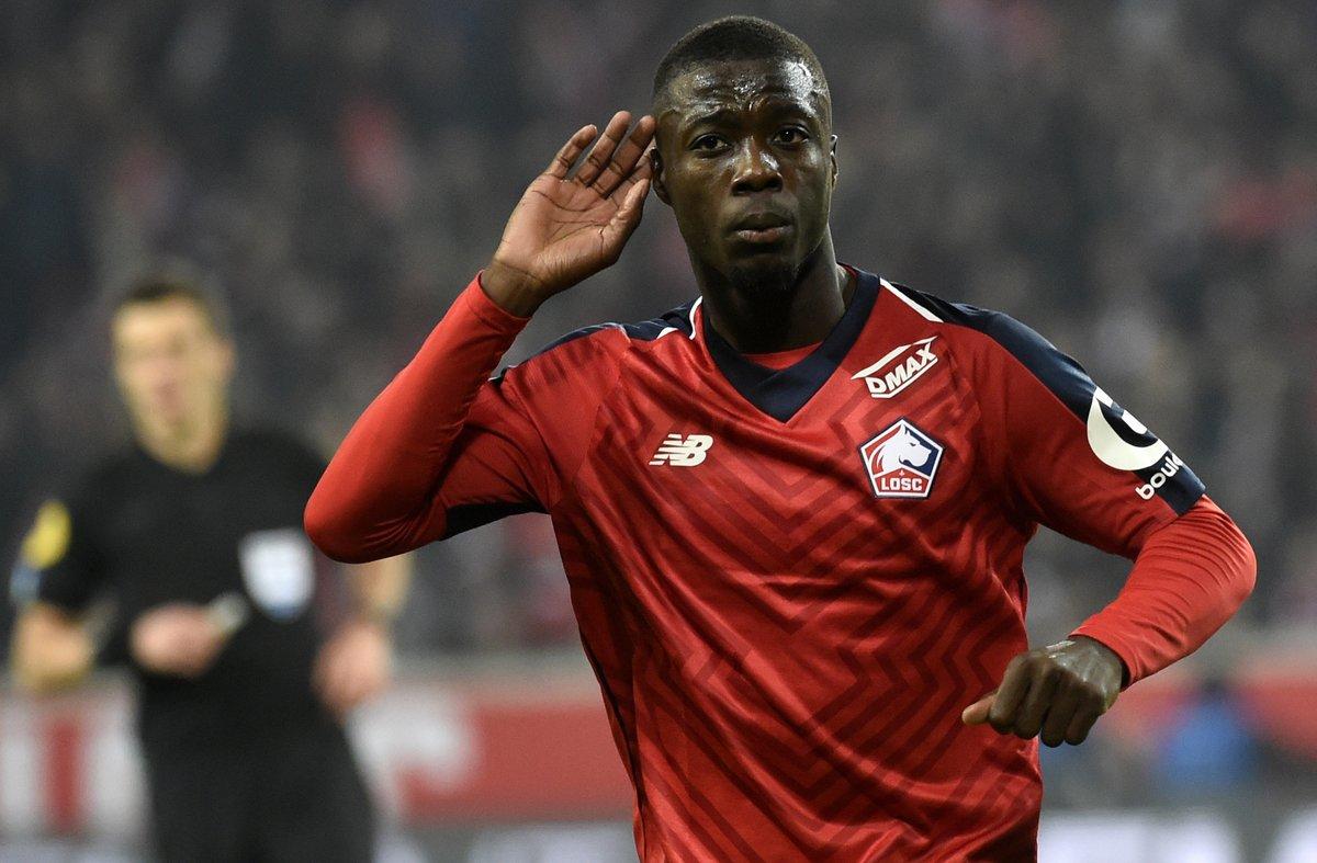 Ligue 1 🇫🇷's photo on Pépé