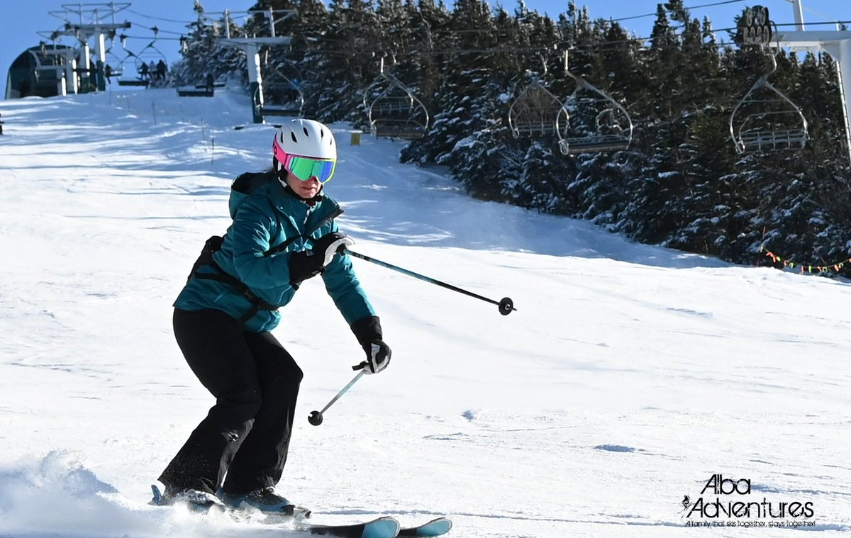 Albaadventures's photo on #snow