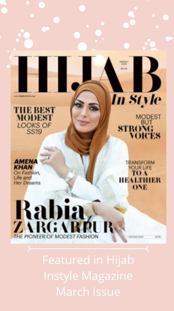Roshan Isaacs On Twitter Globalfeature In Hijab In Style Magazine Hijab In Style Is An Inspiring And Prestigious Fashion And Lifestyle Magazine For Muslim Women And Women Who Prefers A Modest