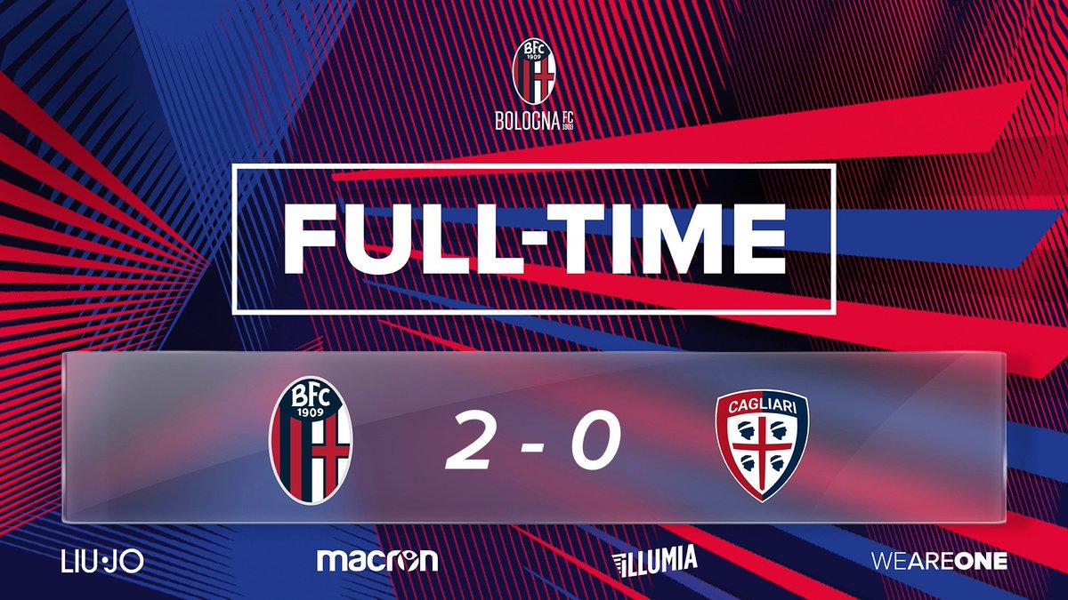 Serie A : Bologne s'impose contre Cagliari