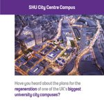 Have you heard about one of the UK's biggest university city campus regeneration plans?  Find out more here:  https://t.co/bBEK6npMrm  #MIPIM2019 #SheffPA #thinksheffield