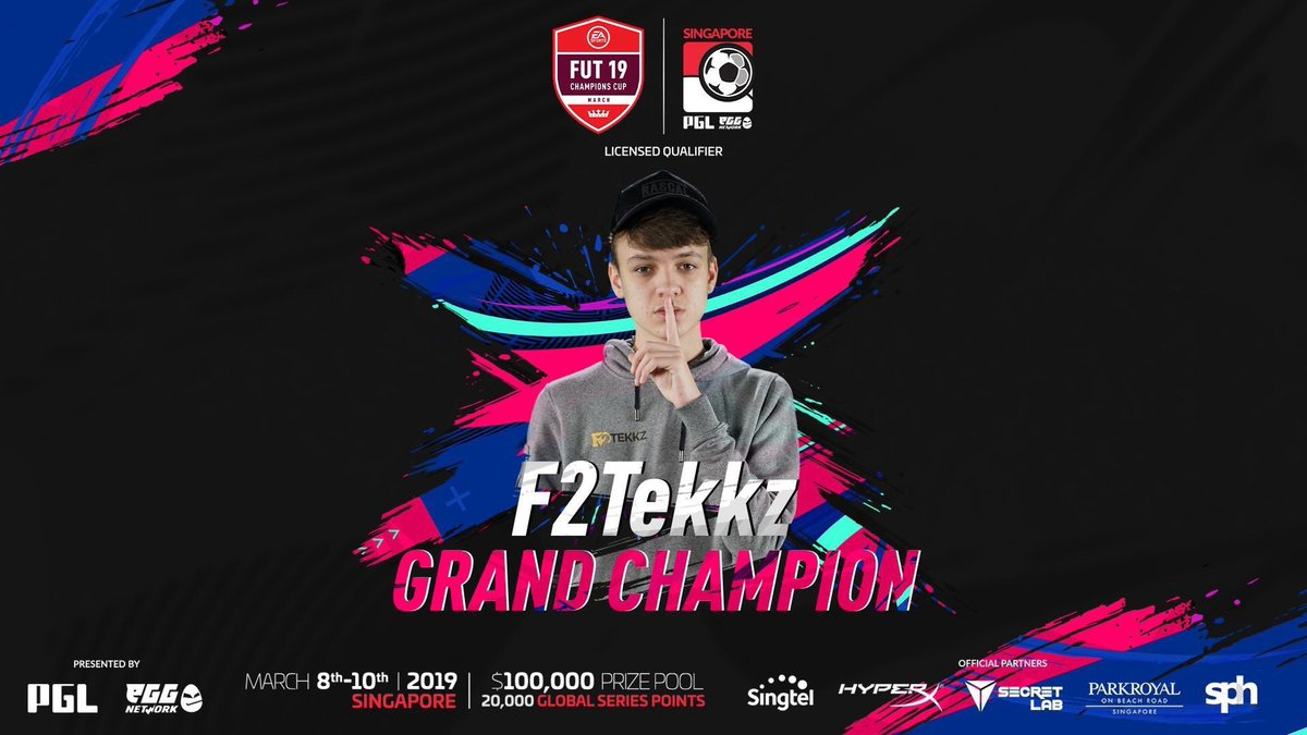 "Just saw Tekkz won... again.  Dude has won back to back tournaments without dropping a single game - bringing him to 6 total trophies.  Having someone this dominant is good for the eSport, IMO.  People love the drama that's created when a ""GOAT"" wins/losses."