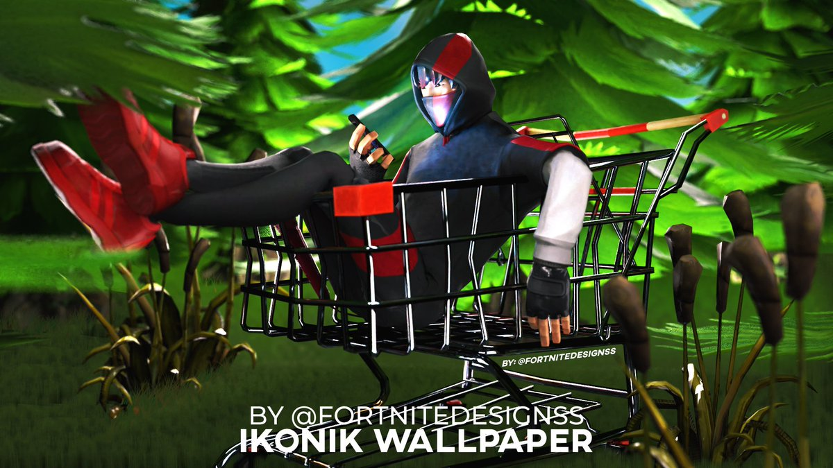 Fortnitedesign3 Ikonik Gets A Break Likes And Rts Apreciated