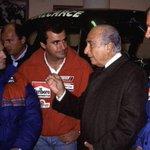 El día que conocí a Juan Manuel Fangio en Buenos Aires!! Fue sin duda alguna muy especial, cada cosa que contaba, la manera de explicarla, todo!! Que gran campeón! Inolvidable!