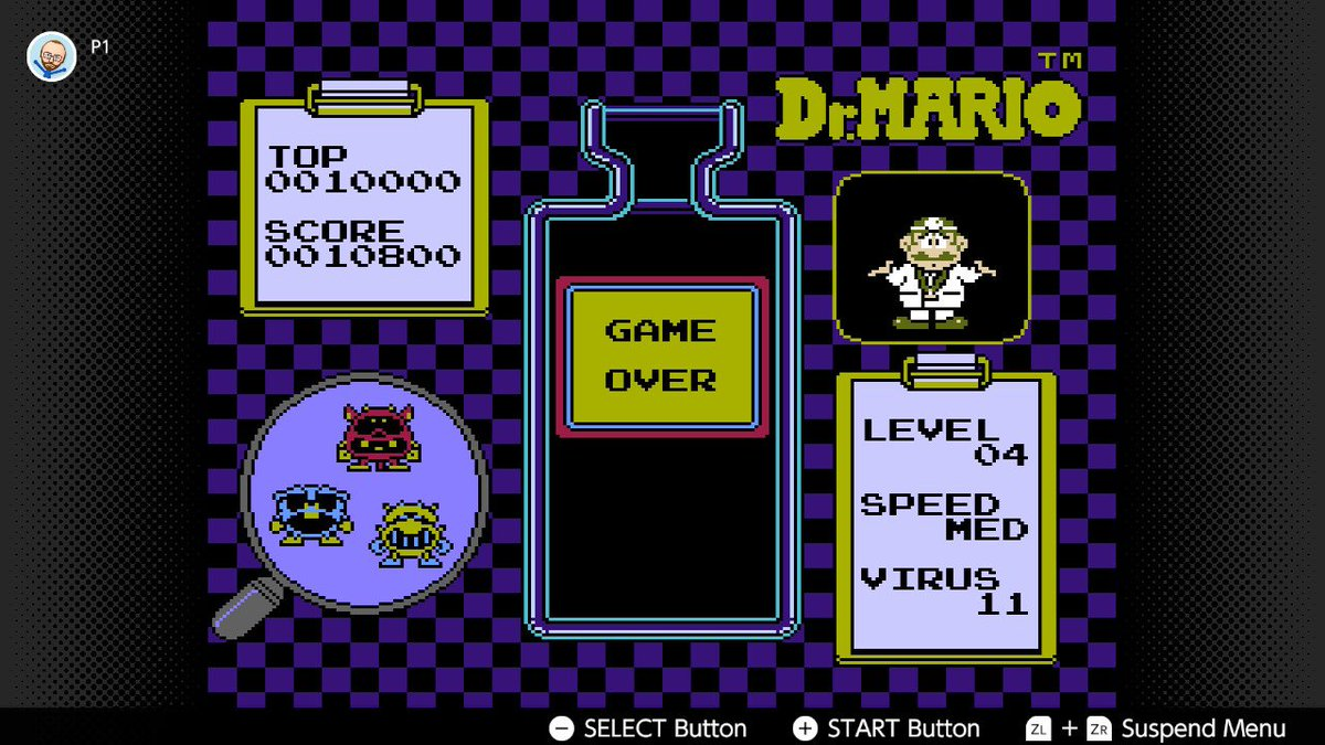 The GNamer High Score Challenge - Now Playing... Dr. Mario - Page 5 D1U84WdV4AA7iAt