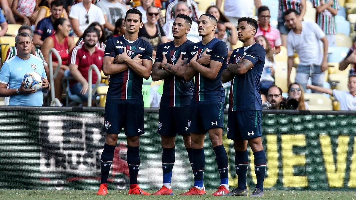 Fluminense F.C.'s photo on Jean Lucas