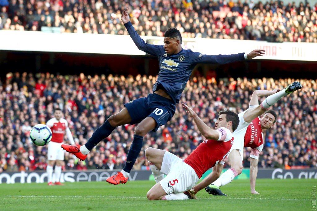 Xem lại Arsenal vs Manchester United, 23h30 ngày 10/3 (Ngoại hạng Anh)