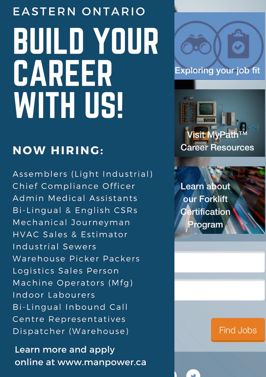Jobs, career resources, education | Find it at Manpower