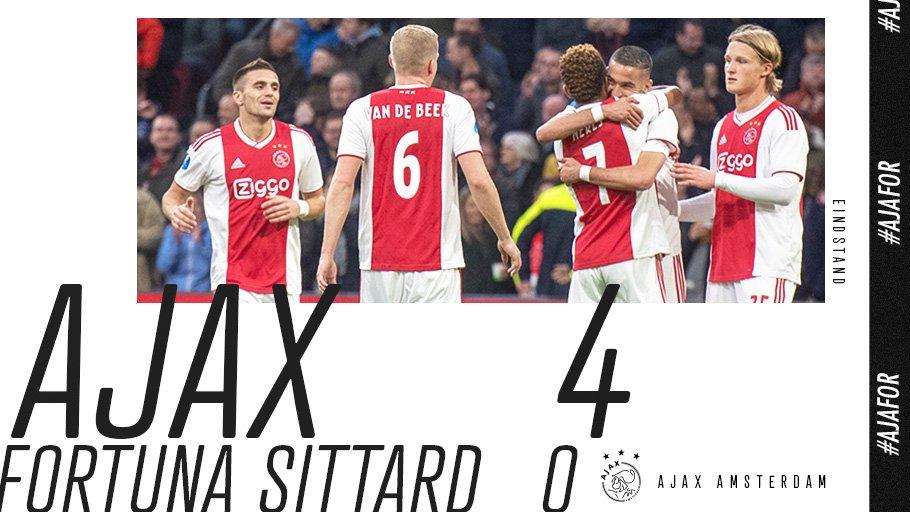 Ajax-Fortuna Sittard