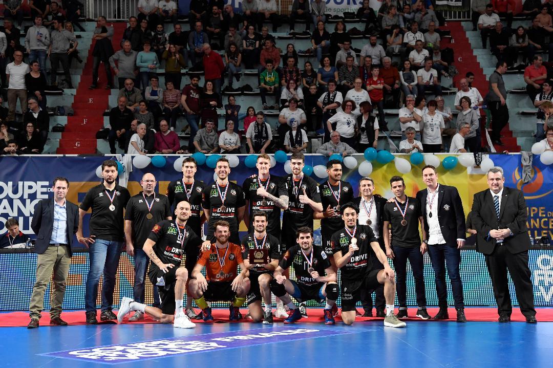 Les #Centurions médaille de bronze au Final Four #CoupedeFrance 2019 🏆🇫🇷🥉et une...