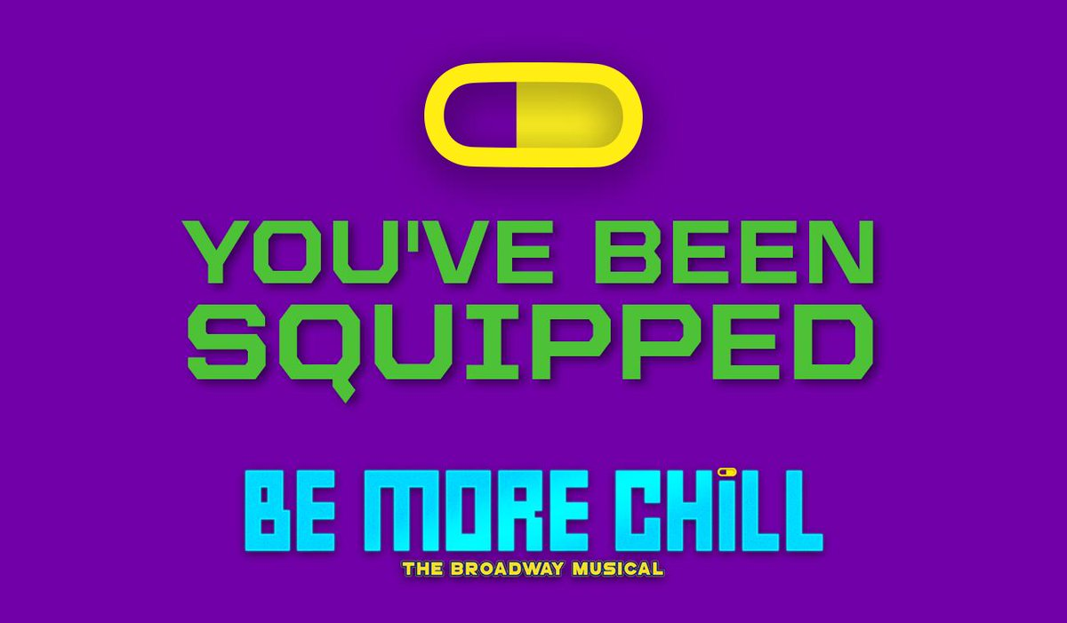 Be More Chill Musical on Twitter: