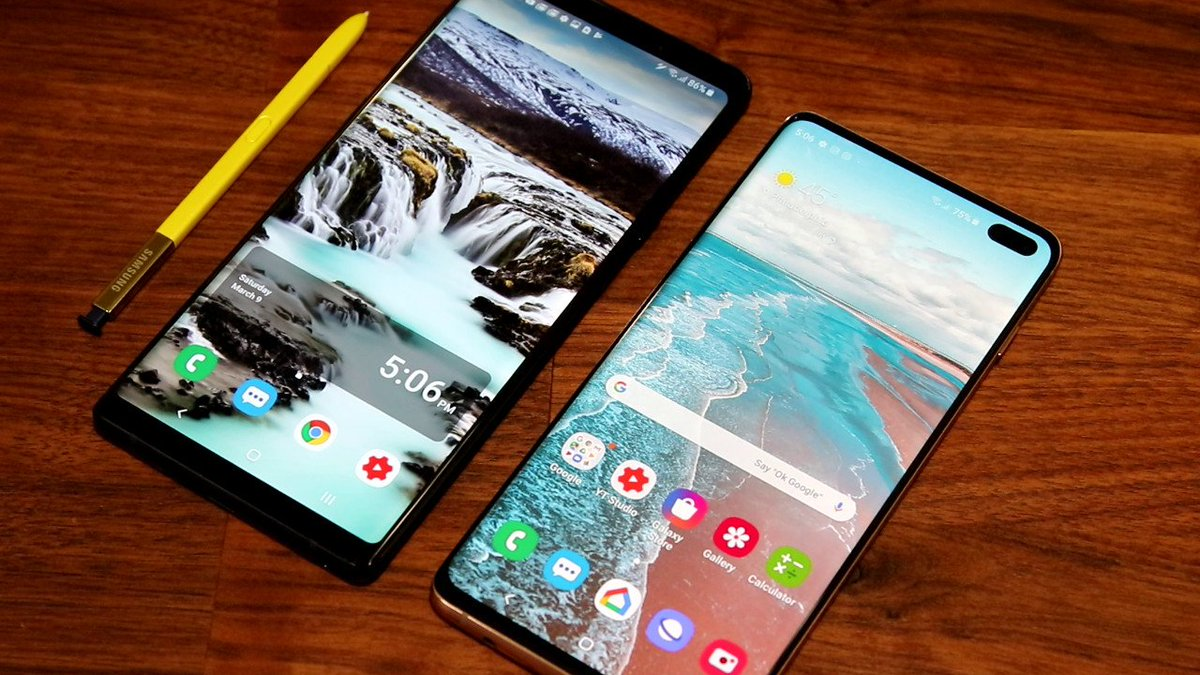 Vote for the Galaxy Note 9 or the Galaxy S10+ ...   Like = Galaxy S10+  Retweet = Galaxy Note 9  Also, watch the full comparison here:  https://www. youtube.com/watch?v=wriLxa HdClM &nbsp; …  (note 9 vs galaxy s10+) #GalaxyS10 #galaxynote9 #note9 #galaxys10plus<br>http://pic.twitter.com/XGhczmvwet