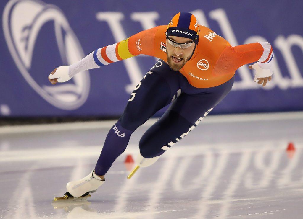 Sportnieuws.nl's photo on Kjeld Nuis