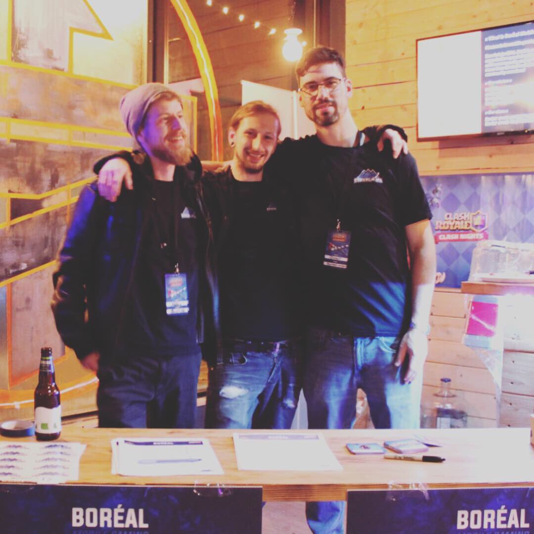 Have you ever been to any meetup from @BorealMG in Montreal, CA? 👀  We hear they're a riot! 🙌🤩 https://t.co/cKZV4nn7xF
