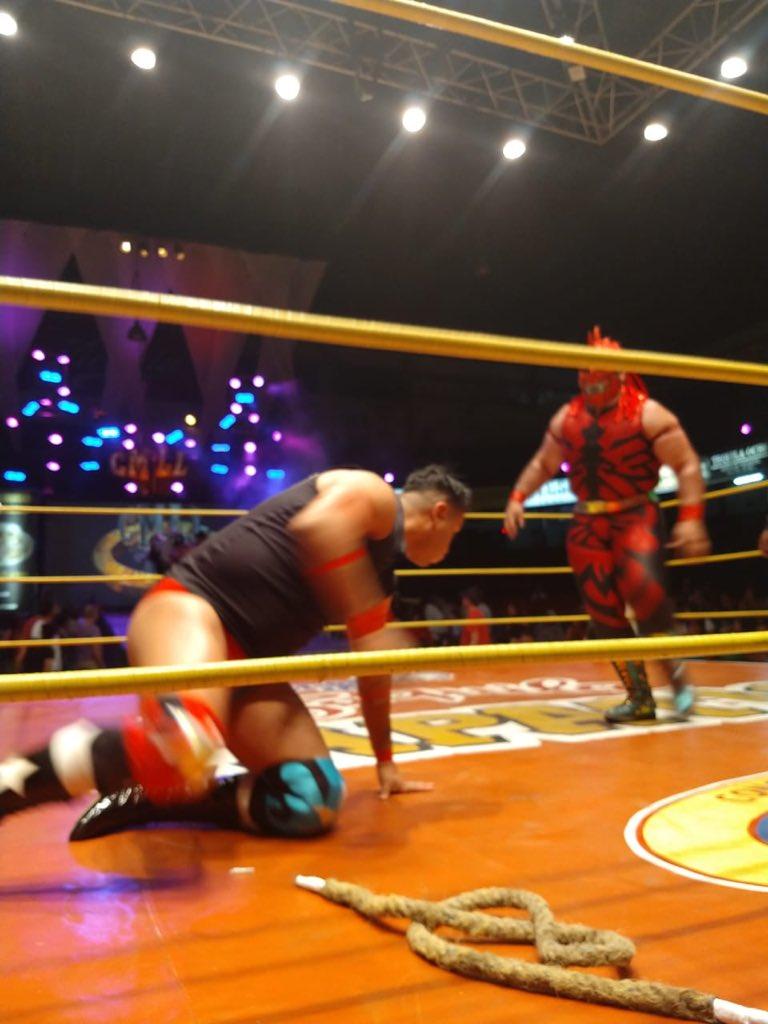 CMLL: Una mirada semanal al CMLL (Del 7 al 13 de marzo de 2019) 9