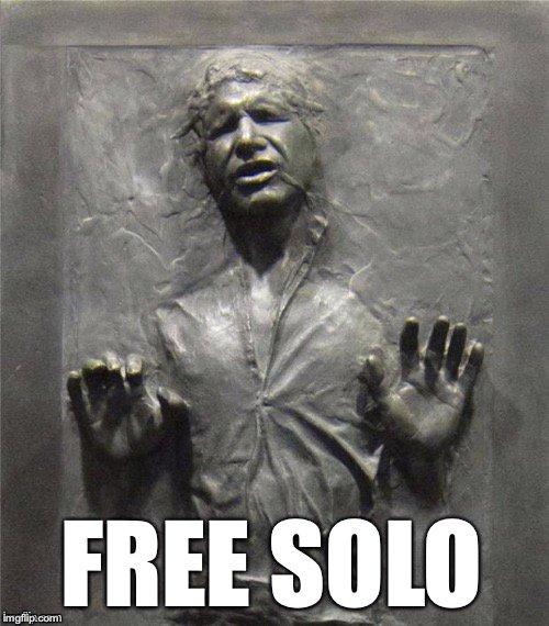 #FreeSolo