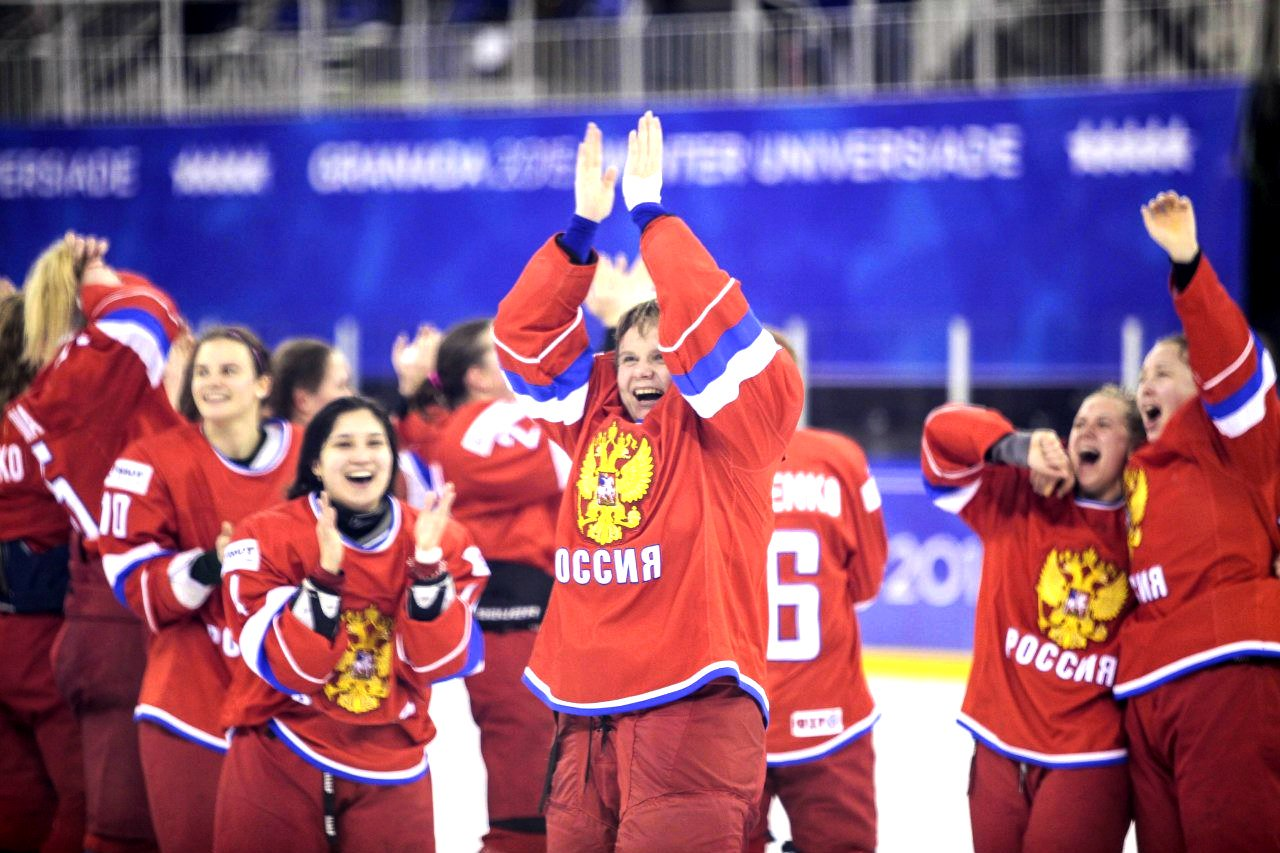 Женская сборная россии по хоккею фото игроков