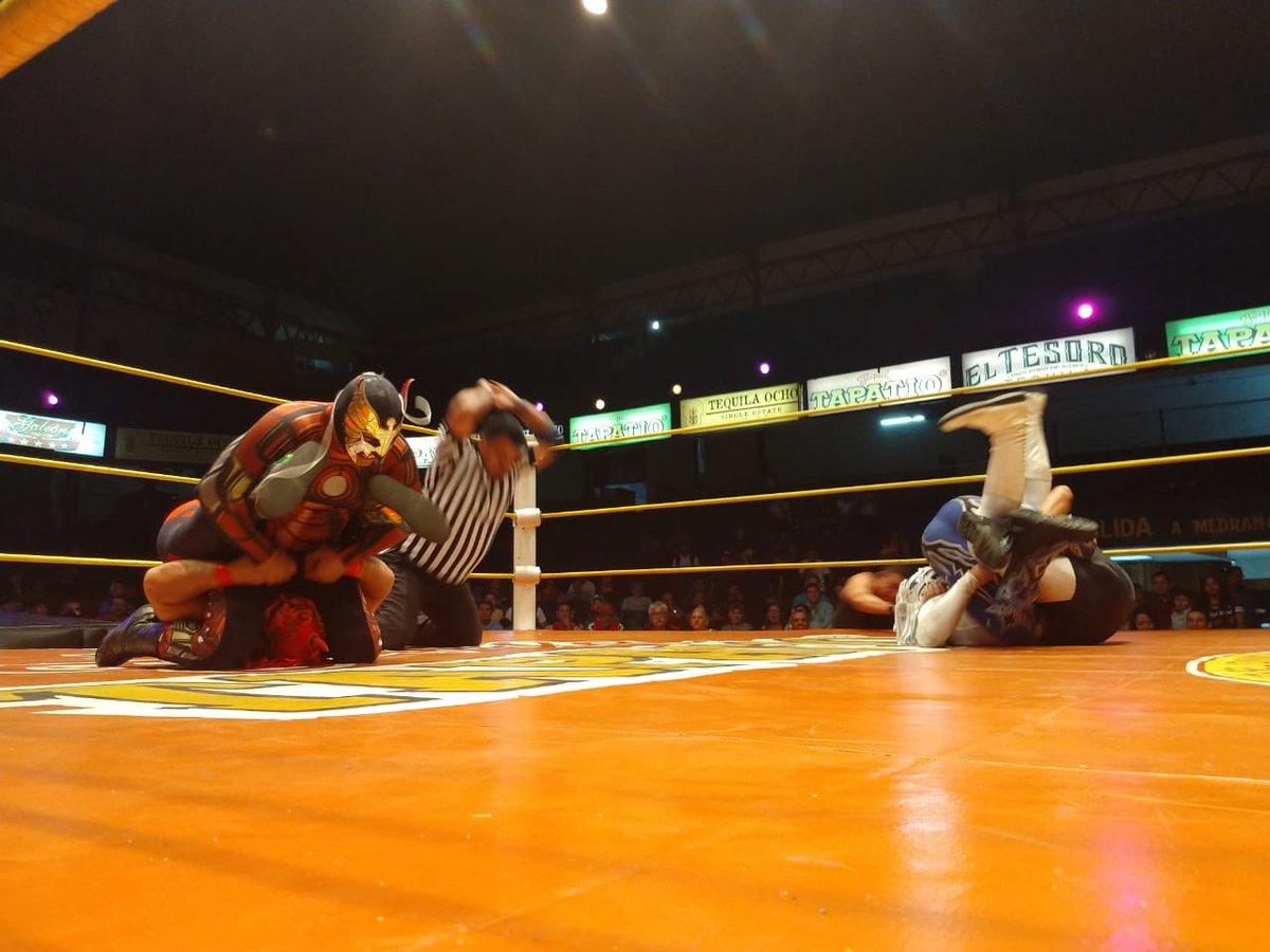 CMLL: Una mirada semanal al CMLL (Del 7 al 13 de marzo de 2019) 10