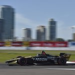 First @IndyCar race weekend ✅. A bit of a rollercoaster with a good Friday, disappointing Saturday and then a very strong Sunday before a punctured radiator forced us to retire the car. Was on for a top 8 finish or better. Had some great overtakes and lots of fun out there #ME7