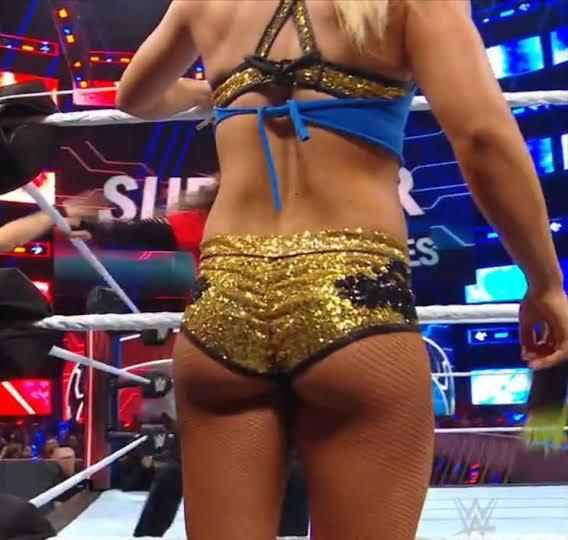 Bikini wwe bayley Bayley (wrestler)