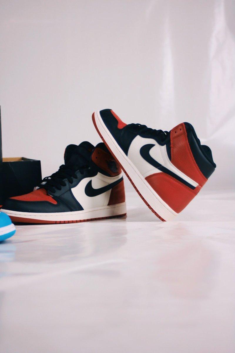 fa2a5bee3524 UNC x BRED TOE x SHADOW  822kicks  red  white  skyblue  black  grey   sneakers  sneakerheads  sneakercon  heat  kicksonfire  sneakerfesf  ebay   footlocker ...