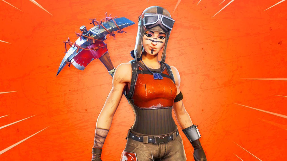 """Fortnite on Twitter: """"IT'S BACK! The Renegade Raider and ..."""