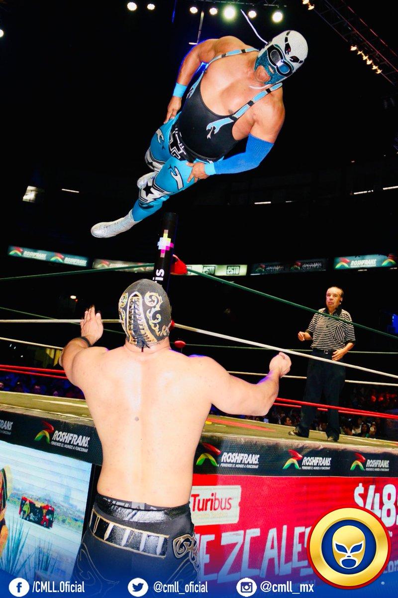 CMLL: Una mirada semanal al CMLL (Del 7 al 13 de marzo de 2019) 6