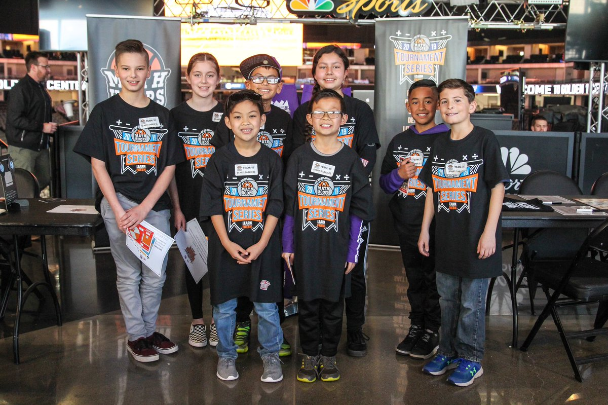 Congratulations to our Finalist of our 2019 Math Hoops Championship!! Pony Express School is well represented!! @nbamathhoops #SacramentoProud #DoGood
