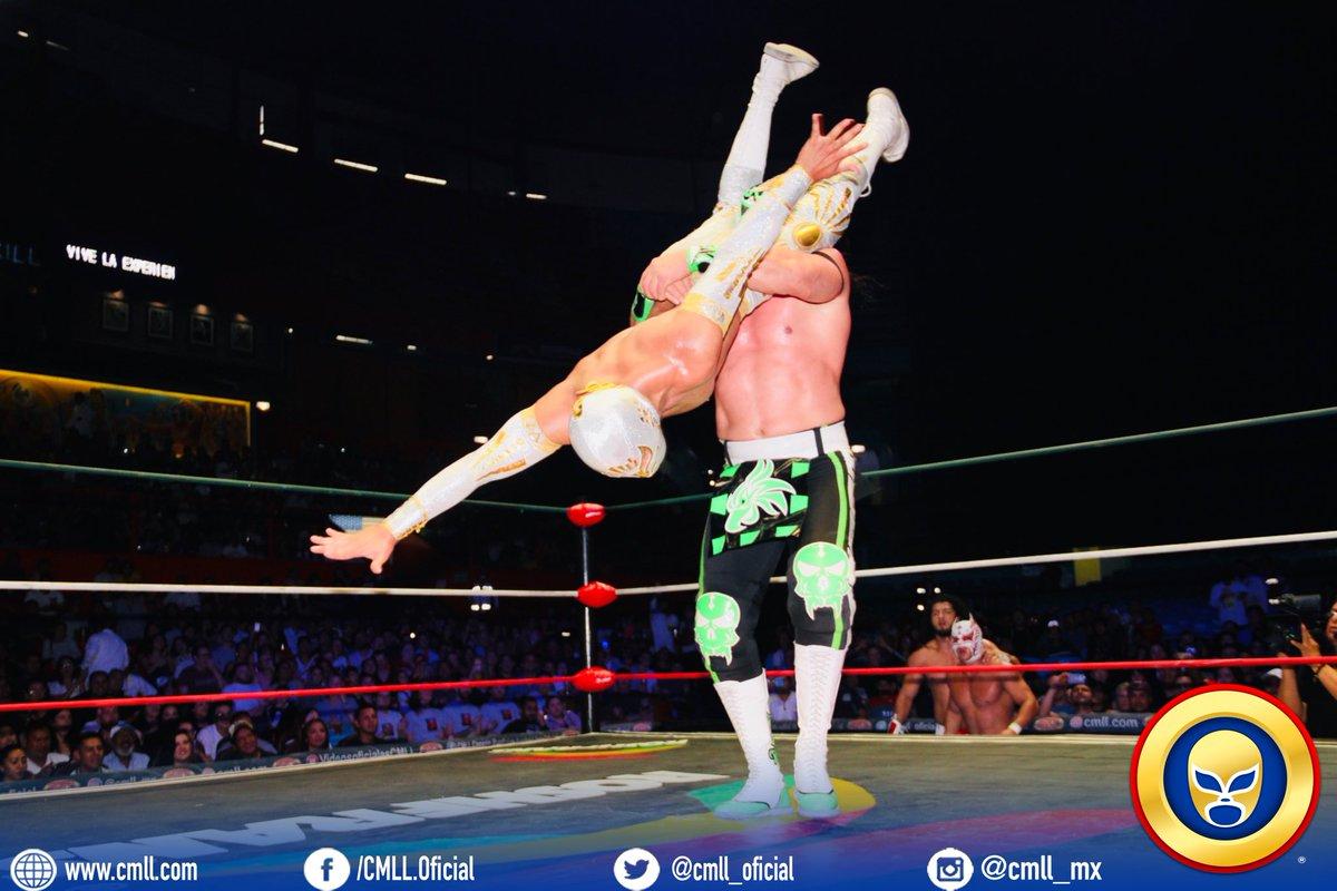 CMLL: Una mirada semanal al CMLL (Del 7 al 13 de marzo de 2019) 7