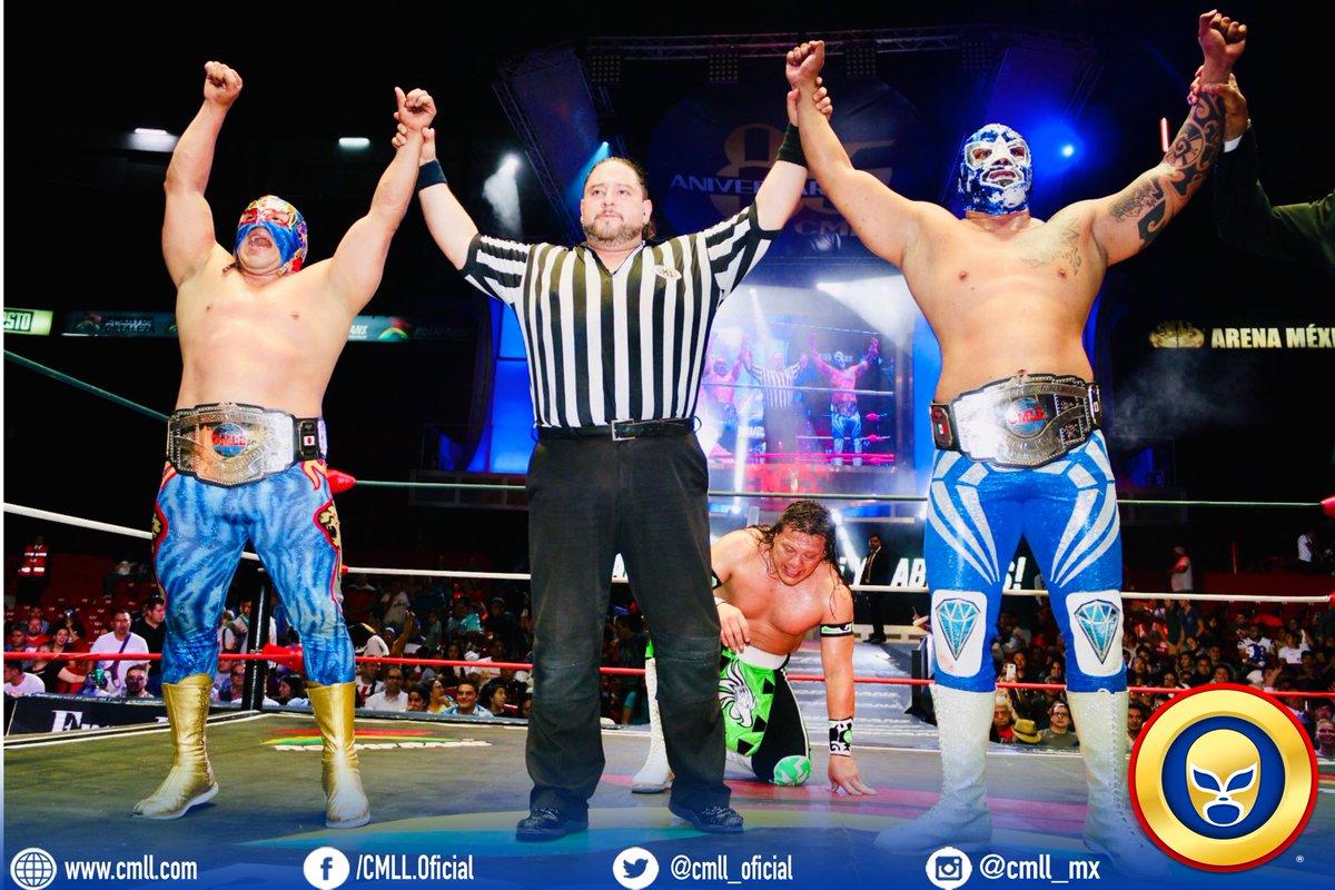 CMLL: Una mirada semanal al CMLL (Del 7 al 13 de marzo de 2019) 8