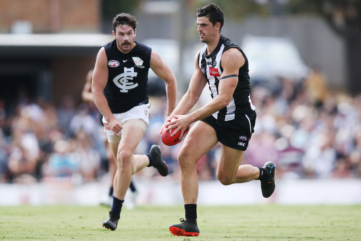 Collingwood FC's photo on Blues