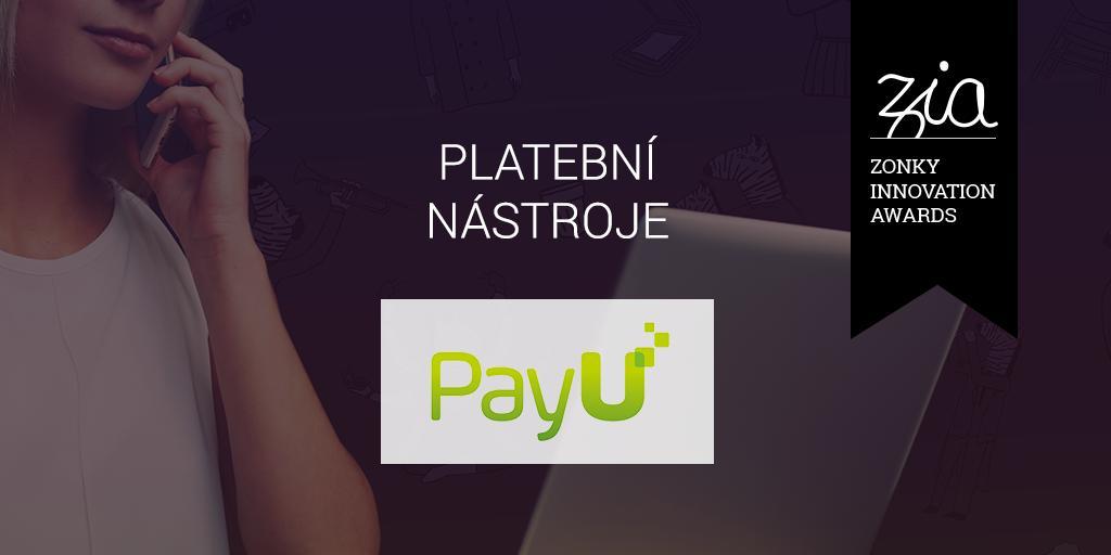 S PayU je placení jedna radost.Proto nezapomeňte hlasovat v soutěži https://www.zia2019.cz/projekty/ #zia #zonkyinnovationawards pic.twitter.com/FXEYu1jtKI