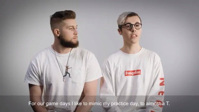 Pro's from #IAMOPL reflect on what helps them enjoy gaming in a healthy, balanced way. 🧠  Visit http://oce.leagueoflegends.com for tips, resources and information and watch the OPL this Friday and Saturday - get involved with #IAMOPL