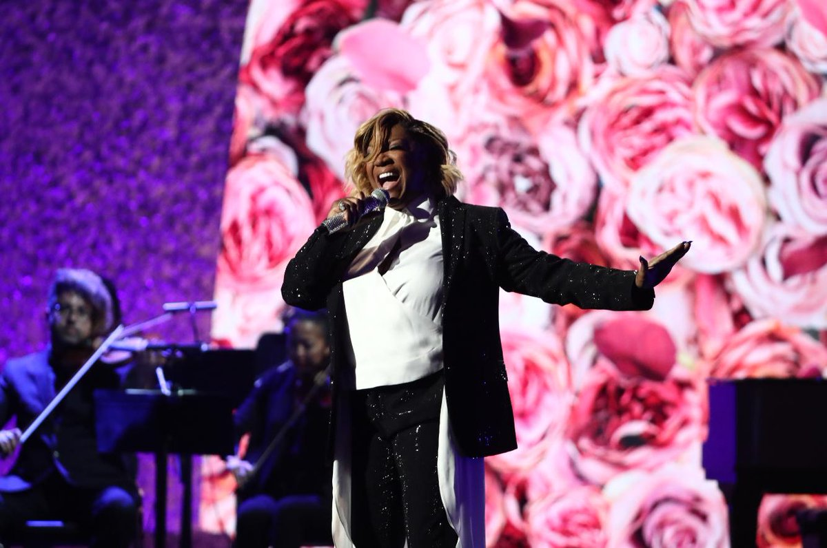 .@MsPattiPatti joins tonight&#39;s all-star lineup with her performance &quot;Call Me.&quot;  Keep watching &quot;#Aretha! A GRAMMY Celebration For The Queen Of Soul&quot; on @CBS for more unforgettable performances. #GRAMMYsAretha <br>http://pic.twitter.com/2xxpKctrRP