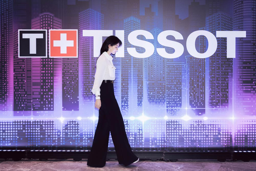 """Tissot, held a launch ceremony and presented the new Tissot Carson Premium Automatic collection in Shanghai. Themed as """"It's time to live"""", the brand has created an astonishing urban space with its hero products of this year. More Information: https://bit.ly/2F4jGOY"""
