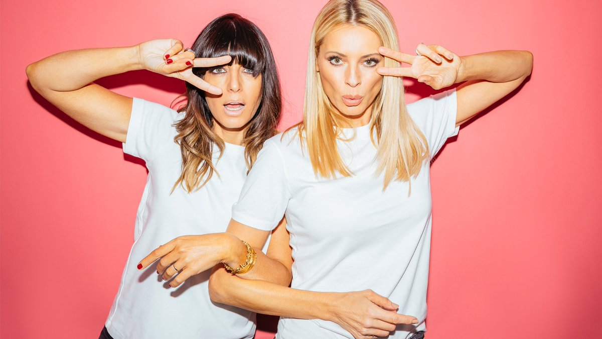 The countdown is on! The #RNDdanceathon with @ClaudiaWinkle and @TessDaly. Over 24 hours of dance floor moves to raise money for @comicrelief. Starts tonight at 7:15 on Radio 2, the @BBCRedButton and @BBCiPlayer! https://t.co/EfrCqNpBXi