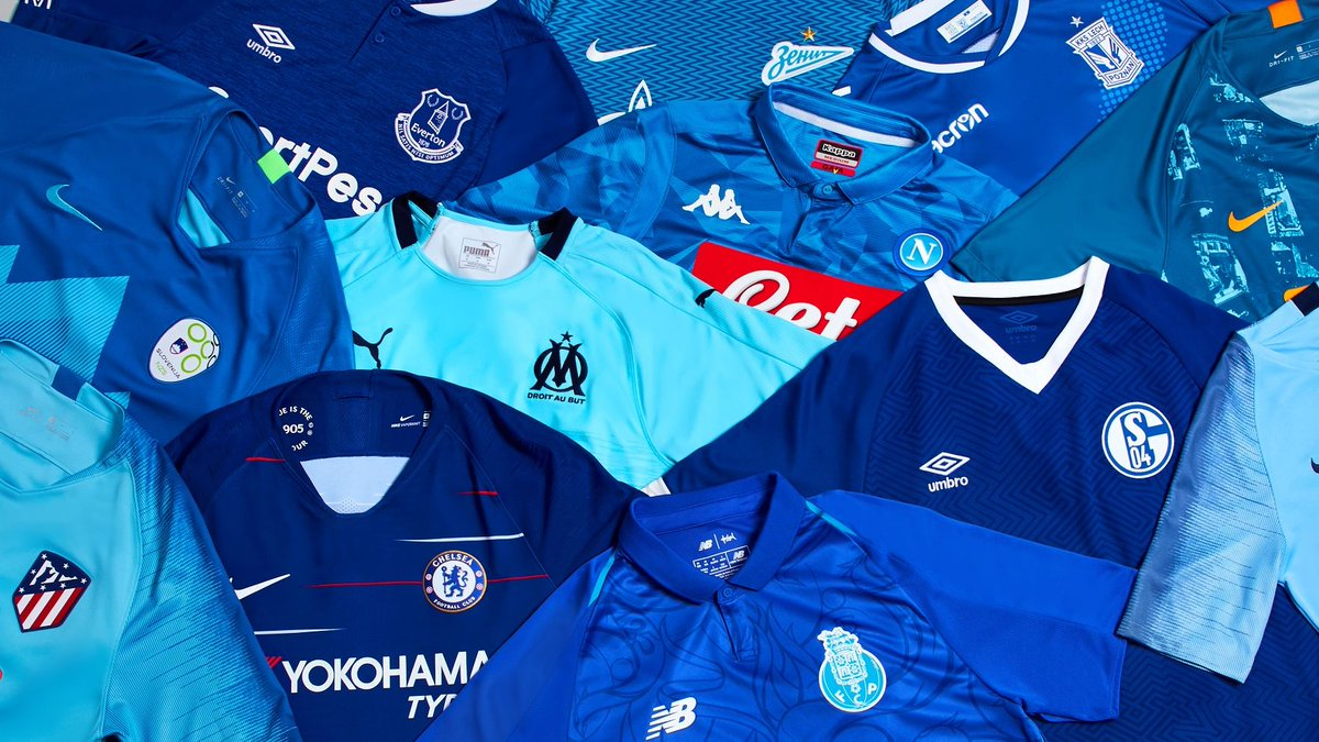 9dee8ac973 Kitbag Twitter Tweet  Blue Monday. 🔵 If you could have one