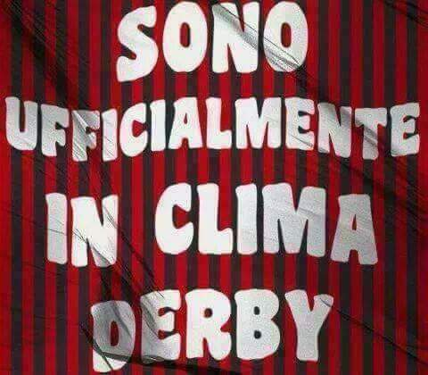 🔴⚫7🏆 🔴⚫La Milano Rossonera ®️ 🔴⚫7🏆 🔴⚫'s photo on #Derby