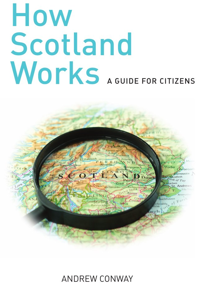 I'm speaking about my book How Scotland Works at Aye Write this Saturday 16 March 1.15 pm at the Mitchell Library.  https://www.ayewrite.com/pages/event-details.aspx?event=1/andrew-conway…