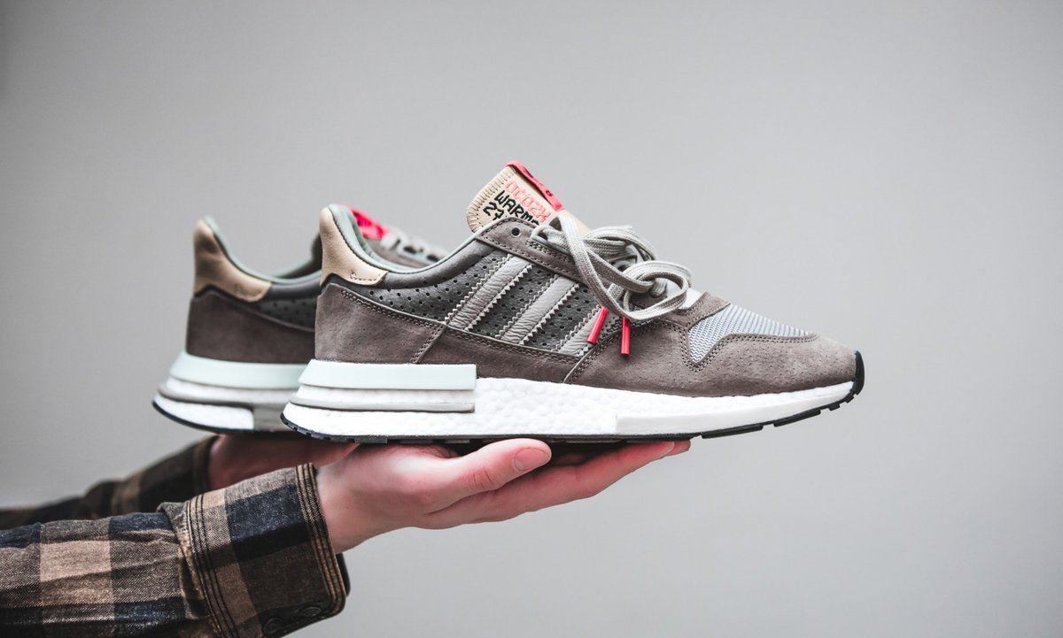 """23a208e5f  adidasoriginals ZX500 RM """"Simple Brown"""" - Available now.  adidas  ZX500   ZX500RM  simplebrown  lacesoutfestpic.twitter.com cSyU98rlHl"""
