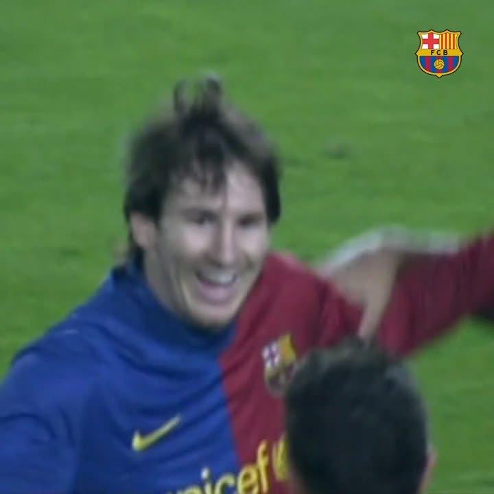 �� Camp Nou �� 10 years ago... ��#BarçaOL �� Let's do this! ���� https://t.co/ybiS1eZzio