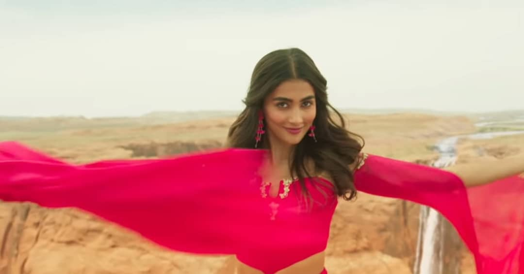 Pooja Hegde for a Fantasy Thriller...