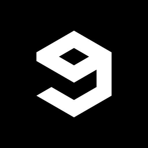 Logo của 9GAG