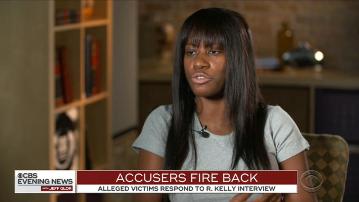 #RKelly she looks so different from the #SurvivingRKelly interviews <br>http://pic.twitter.com/gX8FbD0i6h