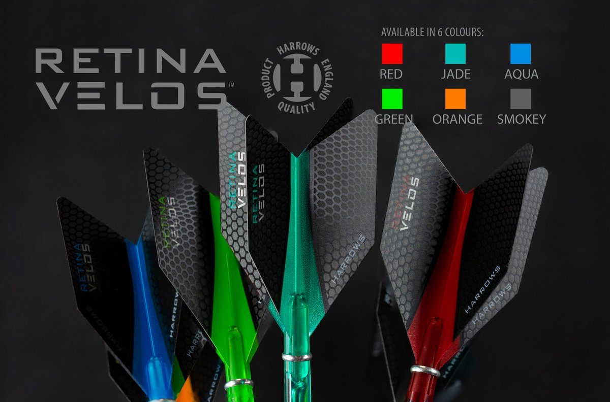 Our design team had great fun creating the original Velos and Retina Velos flight ranges.   It was a risky concept, however, we have had a great response to both designs.  What are your thoughts on it? #DefyLimits
