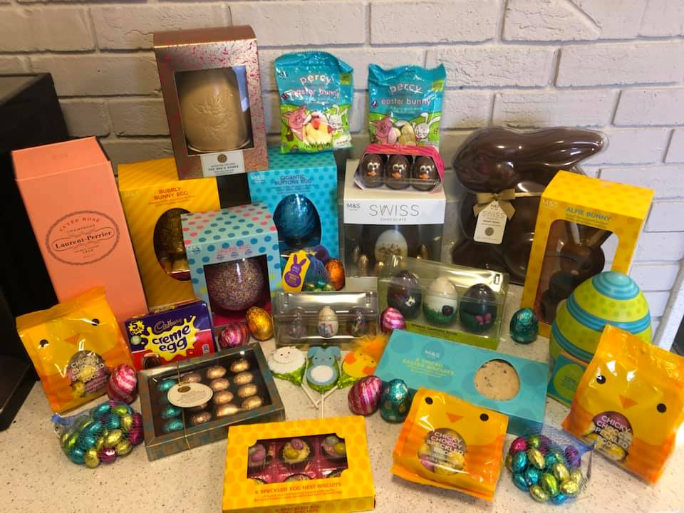 Retweet and like this post to be entered into our competition to win this Easter Hamper!   *Must be able to collect from Deeside  facebook.com/magma.ltd  #EasterHamper #EasterCompetition #Competition #GraniteWorktops #Granite #Quartz #QuartzWorktops
