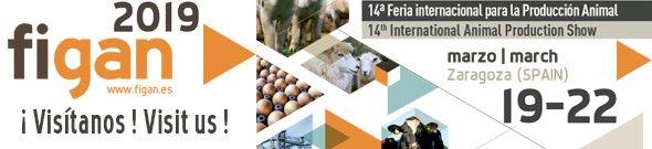 #GCRural Compte enrere! ⏳ La setmana vinent estarem a la Fira Internacional per a la producció animal FIGAN, a Saragossa, presentant el nostre sistema de tractament de #purins. Us esperem l'estand 34, ubicat al pavelló 5. https://t.co/8vEuuOoOkp