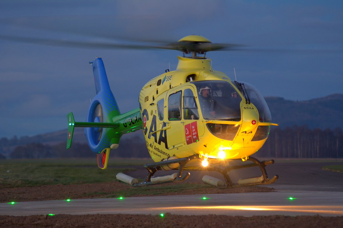 #Secondment opportunity with #Helimed76 @ScotAirAmb - Please check internal @SAS vacancies. Applications are invited from experienced operational @Scotambservice Paramedics who are interested in taking up a secondment post within the Air Ambulance Division, based at #PerthAirport