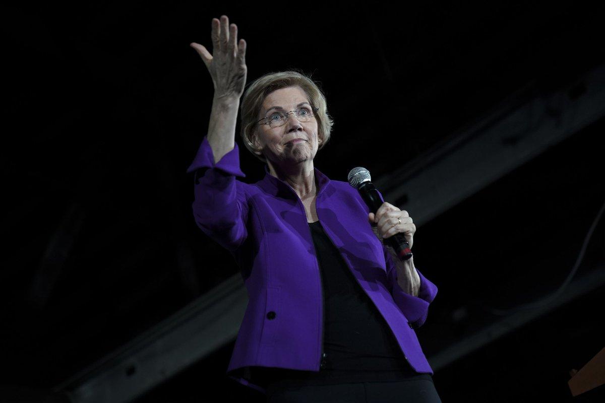 Recode Daily: Inside Elizabeth Warren's plan to break up big tech